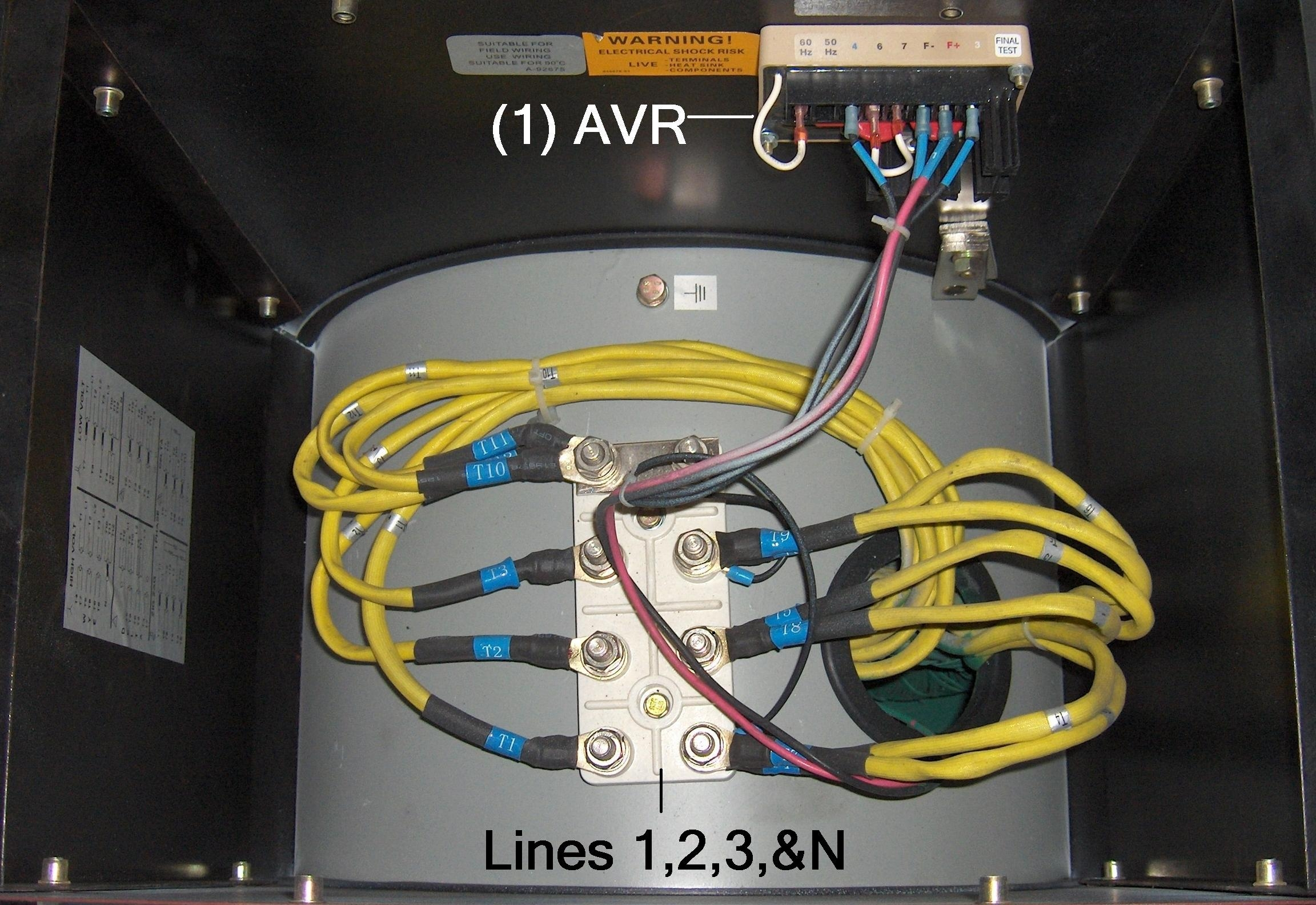 Regulator Wiring Diagram On Stamford Generator Dc Wiring Diagram