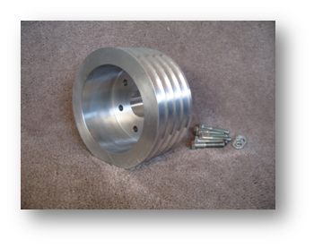 MER Custom Pulleys