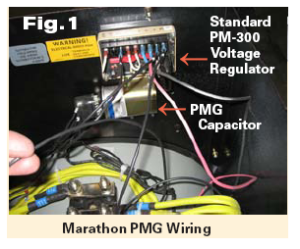 The PMG Automatic Voltage Regulator