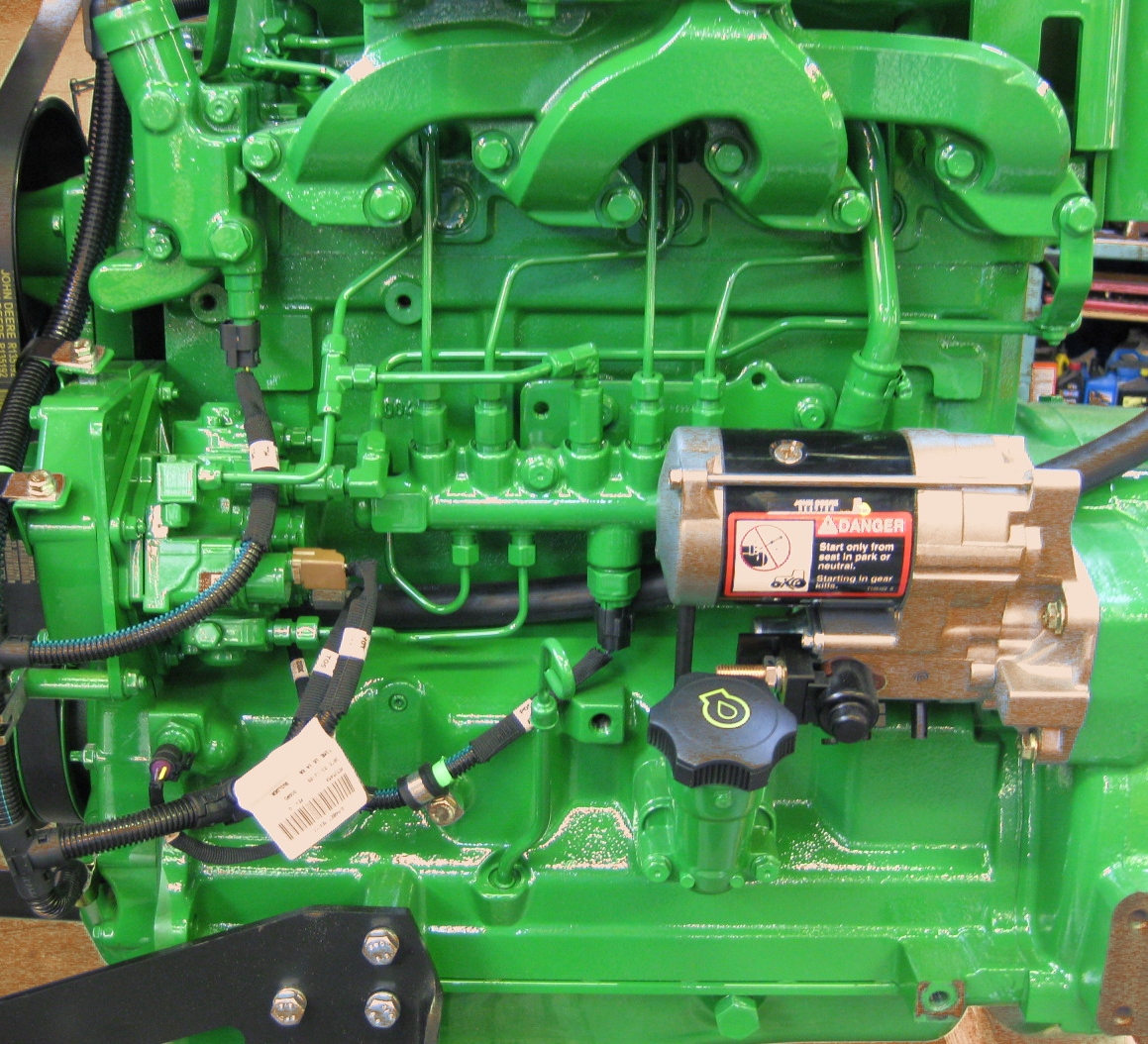 John Deere 4024 Engine Diagram